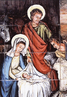 'Con María y José caminamos juntos a Belén'
