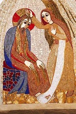 Lunes Santo: Jesús en Betania