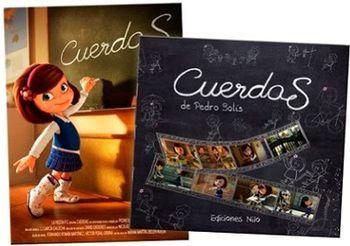 'Cuerdas', Goya 2014, en DVD y cuento