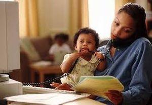 Madre que trabaja: ¿conflicto de roles?