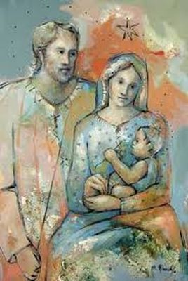 La Familia de Nazaret es santa, porque está centrada en Jesús