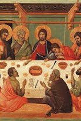 Jueves Santo: Institución de la Eucaristía