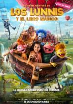 La gran aventura de Los Lunnis y el libro mágico