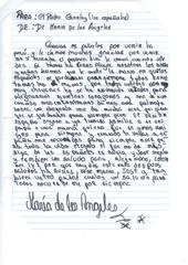 Almudi.org - La carta de María de los Ángeles