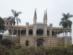 Almudi.org - Castillo de Unanue en la actualidad