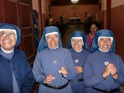 Almudi.org - Las Misioneras de Jesús Verbo y Víctima, Perú'10