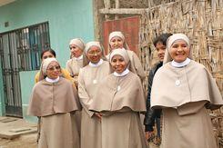 Almudi.org - Colaboraron las Hijas de Santa María. Foto de Galia Gálvez