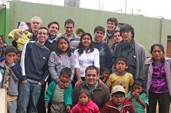 Voluntariado en Unanue, Cañete